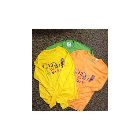 WS 13.1 Crazy  Yellow Long-Sleeve Shirt