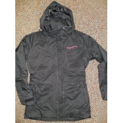 WS Nau Black Winter Jacket