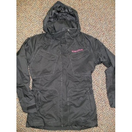 WS Black Winter Jacket