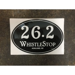 WS 26.2 sticker