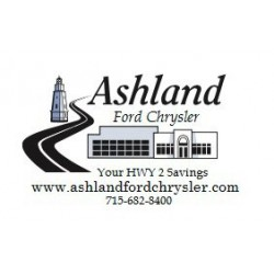$25.00 Ashland Ford Chrysler Gift Certificate