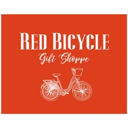 $25.00 Red Bicycle Gift Certificate