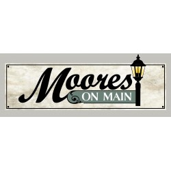 $25.00 Moores on Main Gift Certificate