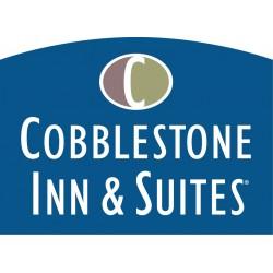 $25.00 Cobblestone Inn & Suite Gift Certificate