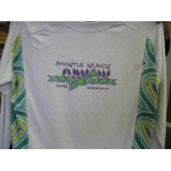 AI 2011 Long Sleeve White T-Shirt