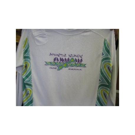 AI 2011 Long Sleeve White T-Shirt