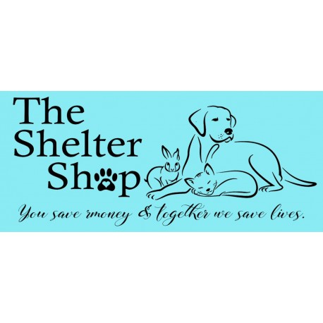 $25.00 The Shelter Shop Gift Certificate