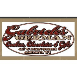 $25.00  German Cookies & Chocolates Gift Certificate