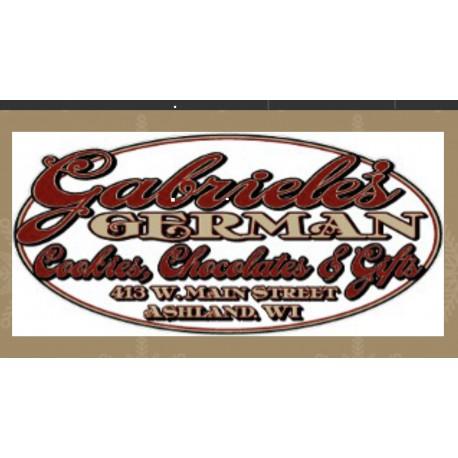 $25.00  German Cookies & Chocolates Gift Certificate