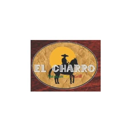 $25.00 El Charro Gift Certificate