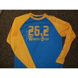 WS 26.2 Yellow Long-Sleeve Shirt